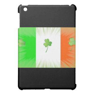 Irish Flag & Shamrocks iPad Mini Cases