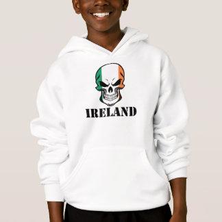 Irish Flag Skull Ireland