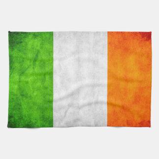 Irish Flag teatowel bywhacky Tea Towel