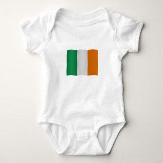 Irish flag tees