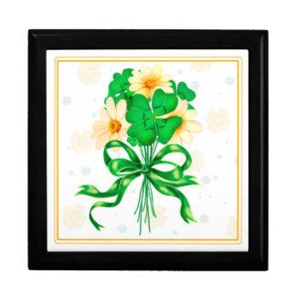 IRISH FLOWERS CUTE GIFT BOX LARGE