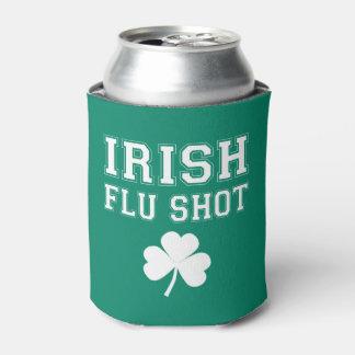 Irish Flu Shot St. Patrick's Day Can Cooler