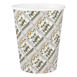 irish football defenders paper cup