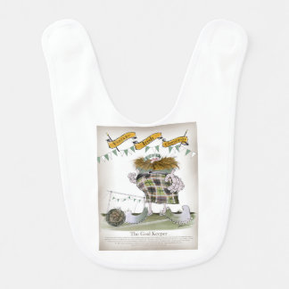 irish football goalkeeper bib