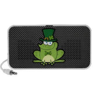 Irish Frog; Sleek Portable Speakers