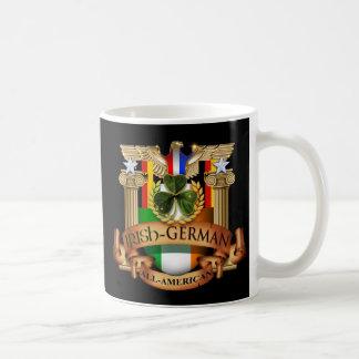 Irish German All-American Coffee Mugs