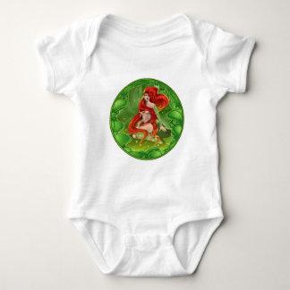Irish Girl Baby Bodysuit