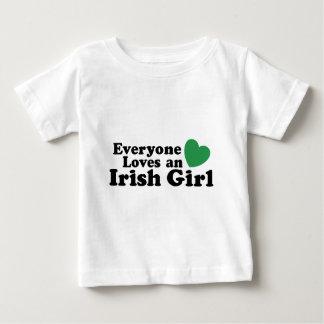 Irish Girl Baby T-Shirt