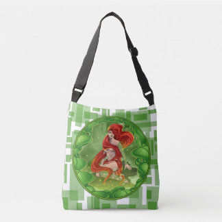 Irish Girl Crossbody Bag