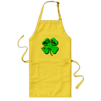 Irish Girl Long Apron