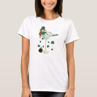 Irish Girl Martini T-Shirt
