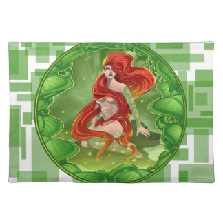 Irish Girl Placemat
