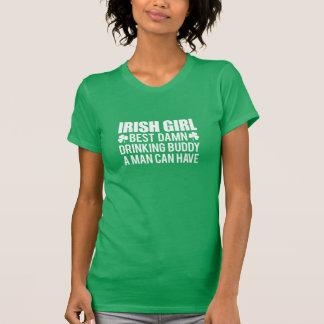 Irish Girl T-shirts