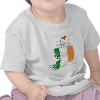 Irish Girls Rock! Shirts