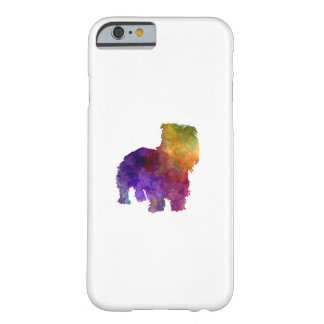 Irish Glen of Imaal Terrier in watercolor Barely There iPhone 6 Case