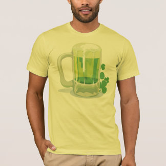Irish Green Beer T-Shirt