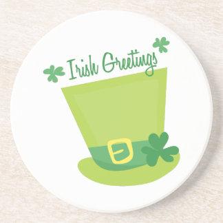 Irish Greetings Drink Coasters