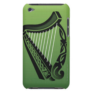 Irish harp barely there iPod covers