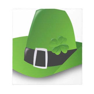 Irish Hat Notepads