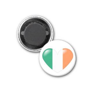Irish heart magnet - Croí Éireannach