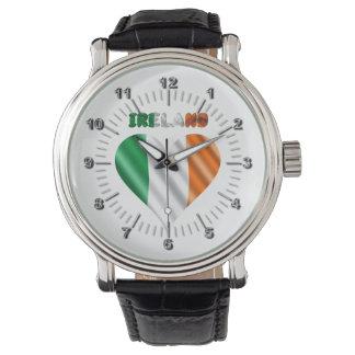 Irish heart watch