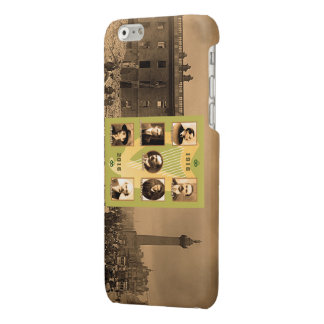 Irish Heroes for iPhone-6-6s-Glossy-Finish-Case
