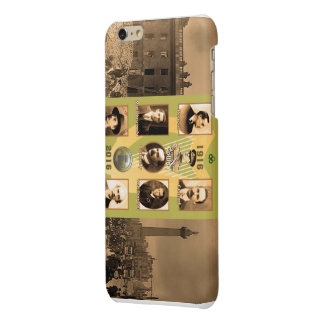 Irish Heroes for iPhone-6-6s-Plus-Glossy-Case