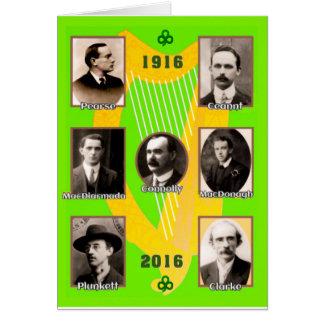 Irish Heroes image for Greeting-card Card