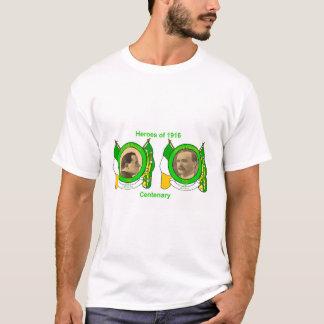 Irish Heroes image for Men's-T-Shirt-White T-Shirt