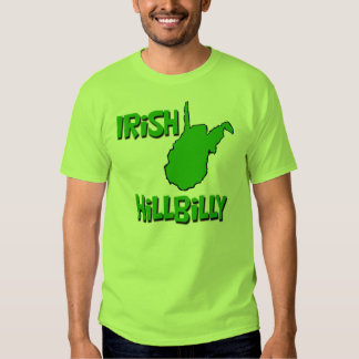 Irish HIllbilly Regular Tshirts