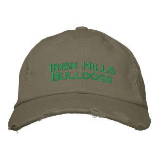 Irish Hills Bulldog Hat
