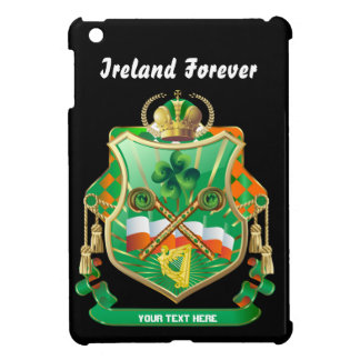 Irish History Shield View Story Below Case For The iPad Mini