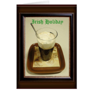 Irish Holiday Card