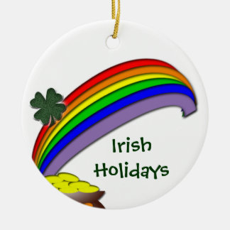 Irish Holidays Ornament