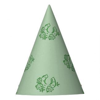 Irish Horseshoe Theme Party Hat