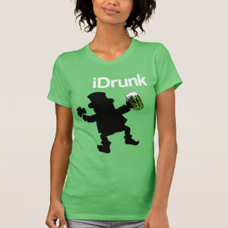 Irish I-Drunk T-Shirt