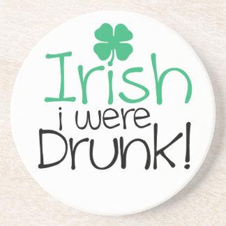 Irish I were Drunk! Coasters