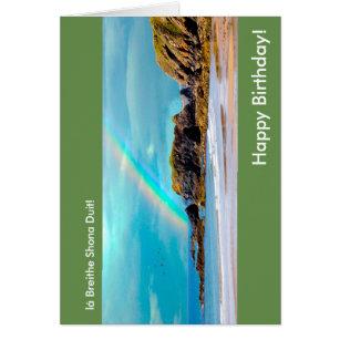 Irish birthday greeting gifts on zazzle au irish image for irish birthday greeting card m4hsunfo