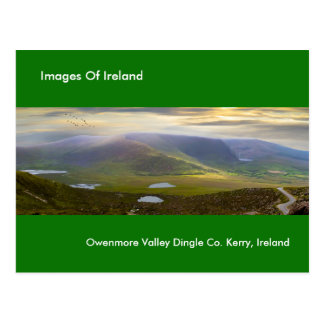 Irish Image for postcard