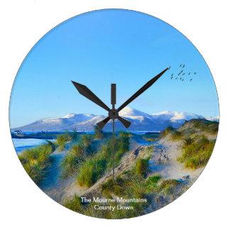 Irish image for Round Wall Clock