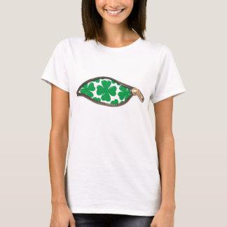 Irish Inside Funny T-Shirt