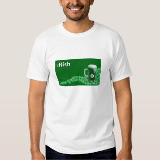 iRish - iPod T Shirts