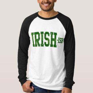Irish-ish, Funny St. Patrick's Day Tshirts