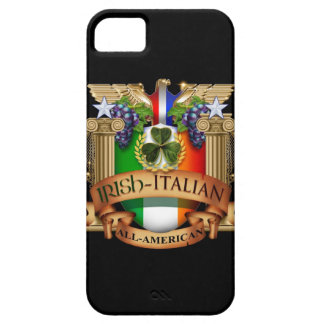Irish Italian all American Barely There iPhone 5 Case
