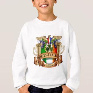 Irish Italian all American Sweatshirt