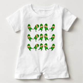Irish Jig Baby Bodysuit