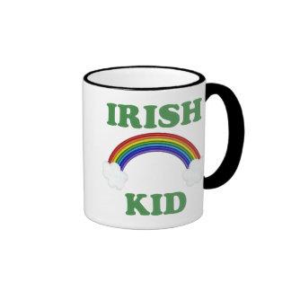 Irish Kid Rainbow Mugs