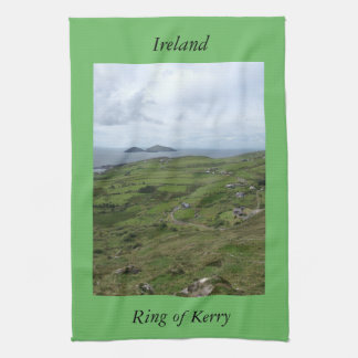 Irish Kitchen Towel Ring of Kerry Ireland