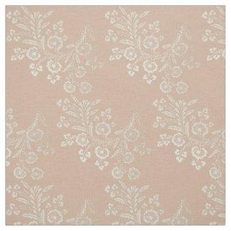 Irish Lace pattern fabric