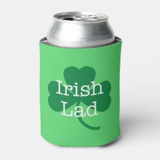 Irish Lad, St. Paddy's Day Shamrock Can Cooler